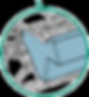 drip edge icon
