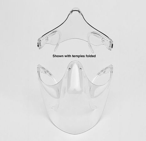 claritymask unique folding