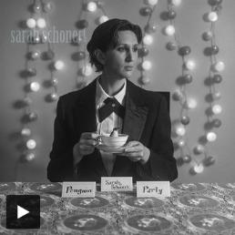 Penguin Party Landing - Sarah Schonert M