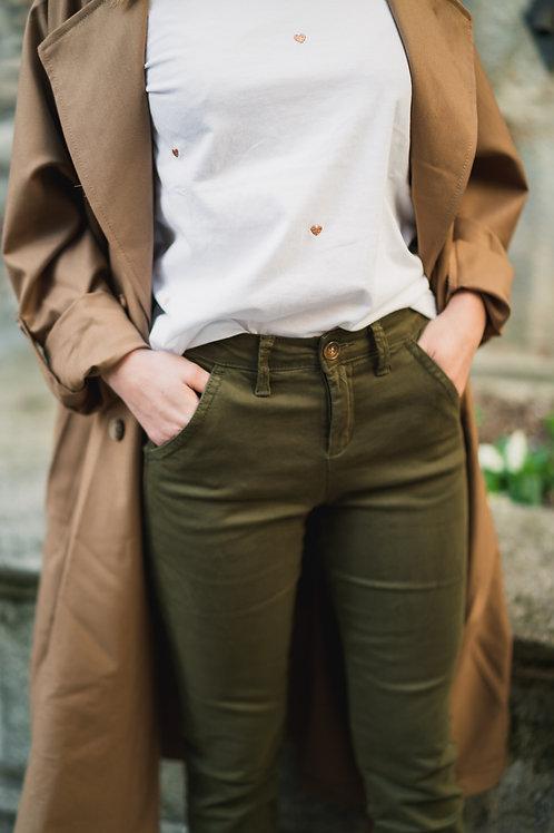 Pantalon chino LÉON