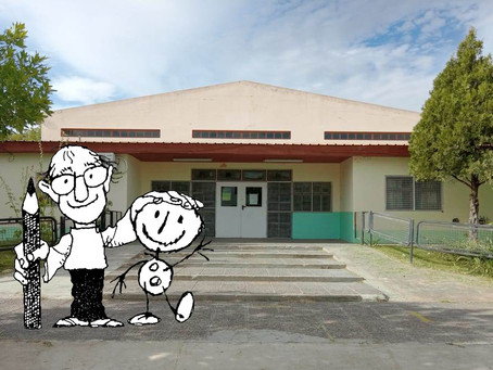 "La primera escuela pública secundaria argentina con el nombre ""Quino"""