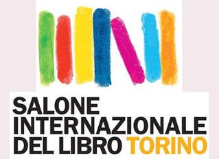 Carlo Carzan e Sonia Scalco al Salone Internazionale del Libro di Torino