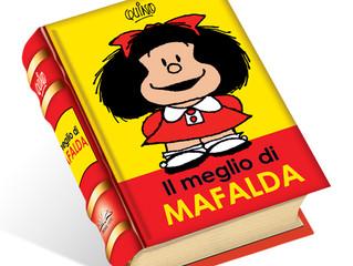 I libri più piccoli del mondo di Mafalda al salone del Libro di Torino