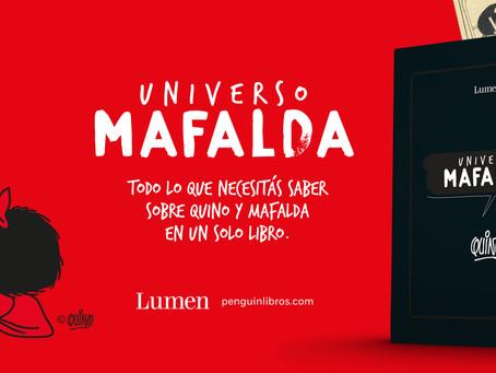 Un libro para conocer a fondo a Quino y Mafalda