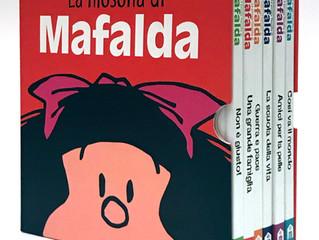 """""""La piccola filosofia di Mafalda"""""""