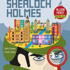 Pensa come Sherlock Holmes. AllenaMente Genius.