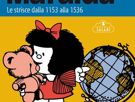 En las librerías italianas la nueva edición de los libritos de Mafalda