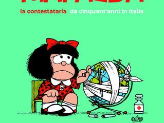"""""""Mafalda la contestataria, da 50 anni in Italia"""". La mostra"""