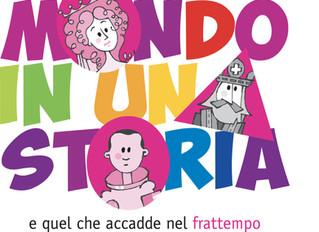 Il mondo in una storia di Andrea Valente