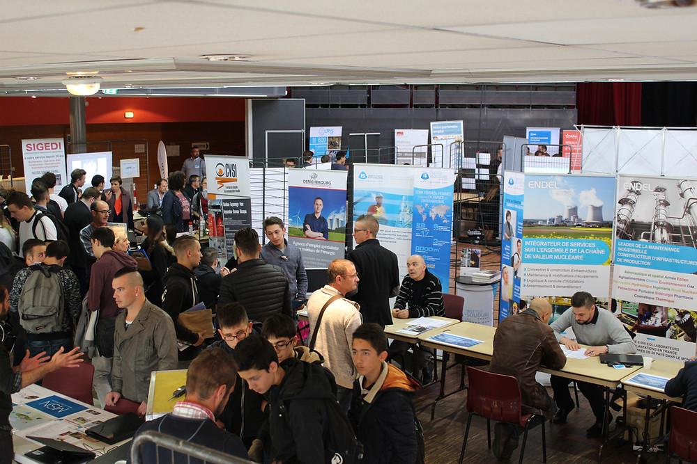 5e Forum des Métiers du GIE Atlantique