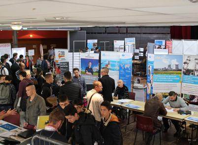 Le 5e Forum des Métiers de l'Industrie : 700 personnes à la rencontre des adhérents du GIE Atlan