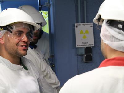 Ils font le nucléaire #2 - Trihom, une vision humaine de la formation.