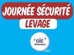 Deux journées sécurité du GIE Atlantique !