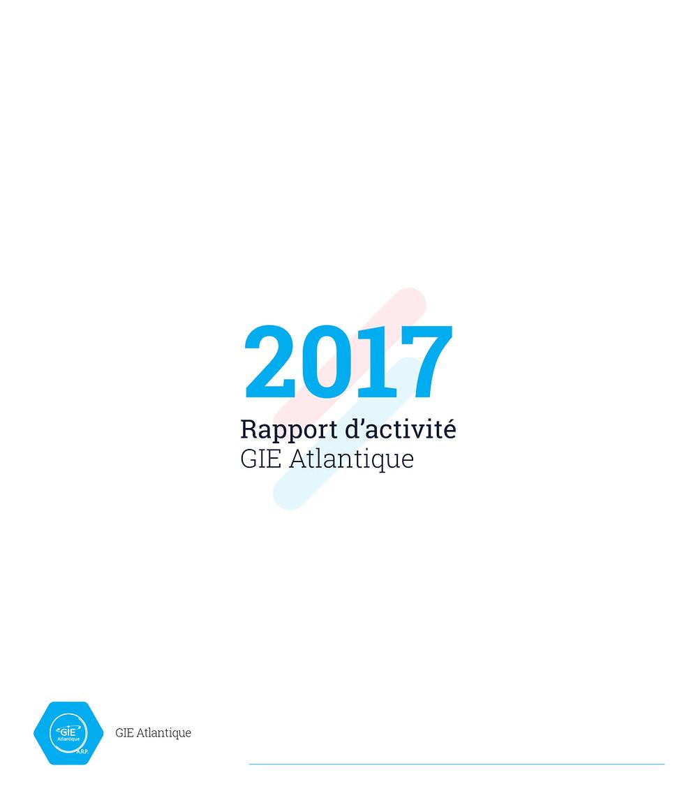 Rapport d'activité 2017 - GIE Atlantique