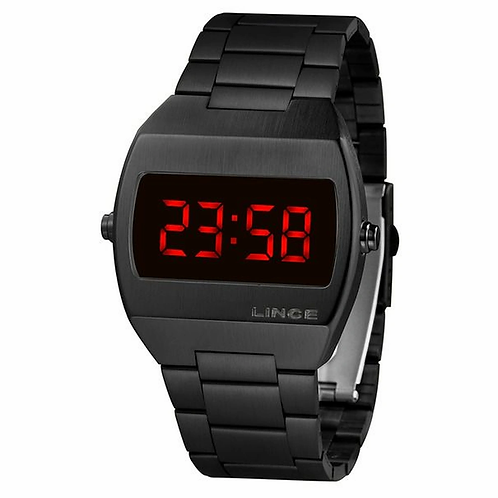Relógio Masculino Digital Led Lince
