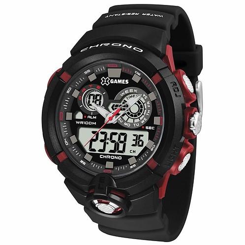 Relógio X Games Masculino Xmppa239  Esportivo Anadigi