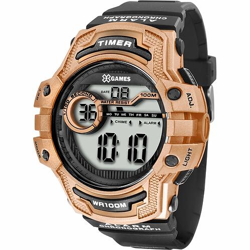 Relógio Masculino X-Games Digital Esportivo Xmppd340