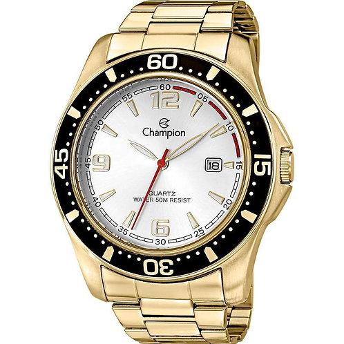 Relógio Champion Masculino Dourado