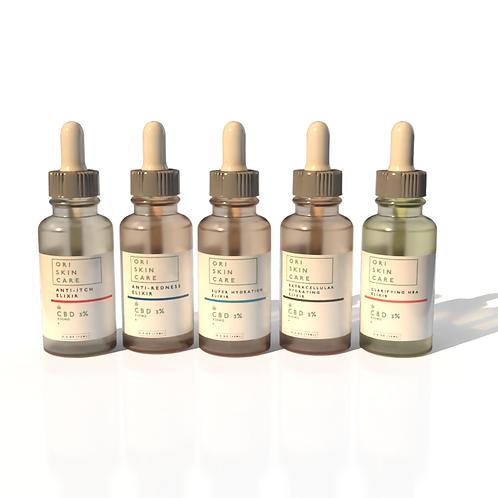 Body Elixir The Collection