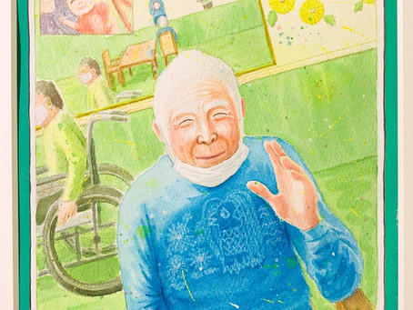 🆕「長生きしてね、おじいちゃん。〜きっと帰れる〜」🍀