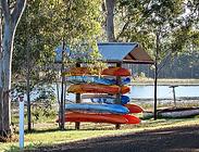 lake redbrook kayak