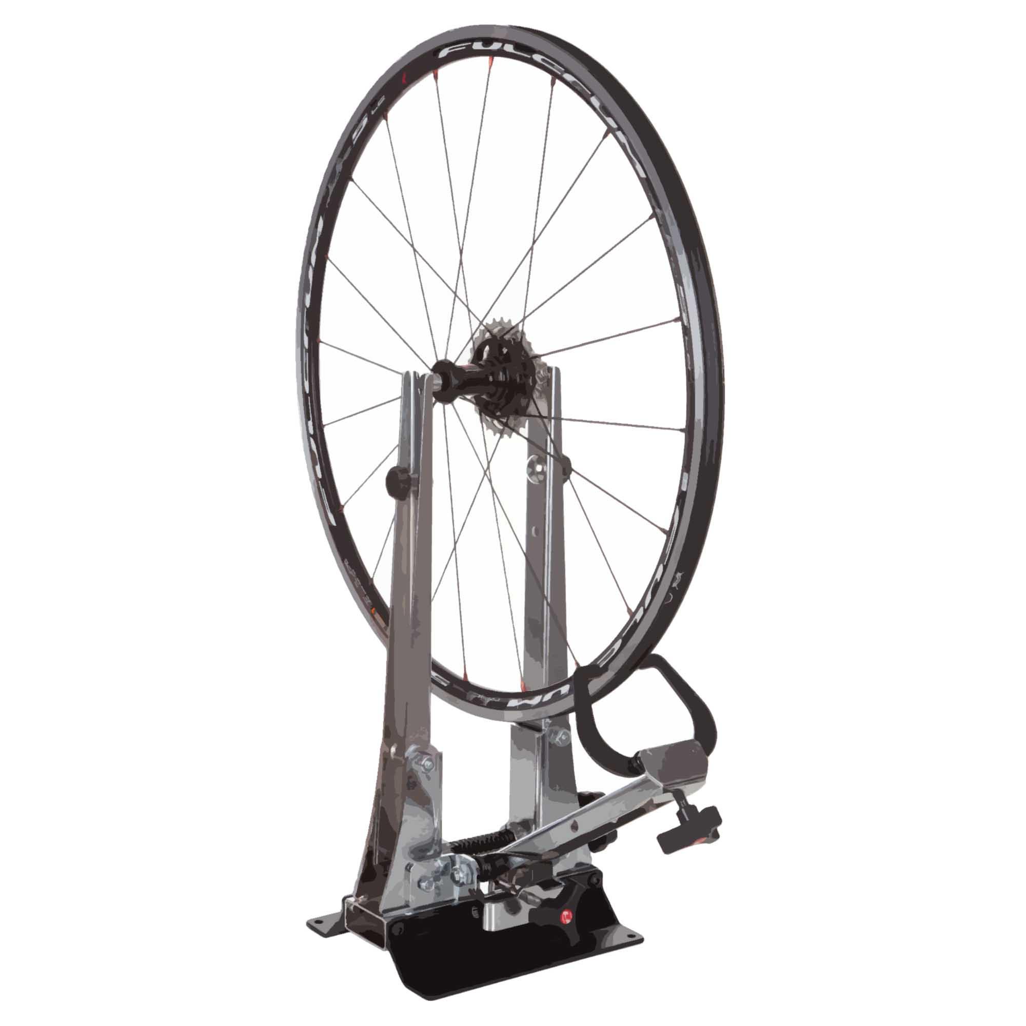 Wheel Truing(Single Wheel)