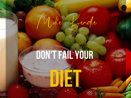 How Not to Fail Your Diet