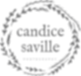 Candice Saville Photography Logo (#78787