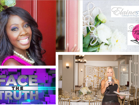 """You're Invited To A Viewing Party: Lyndell Will Be On """"Face the Truth"""" Hosted by Vivica Fox"""