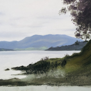 Derwent from Droughty - Elaine Byrne