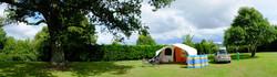 campsite ludlow