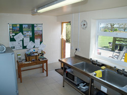Fully equipped utility room