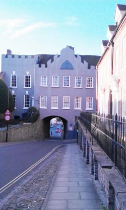 Broad St Ludlow