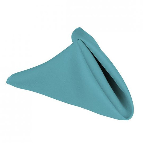Turquoise- Polyester Napkins