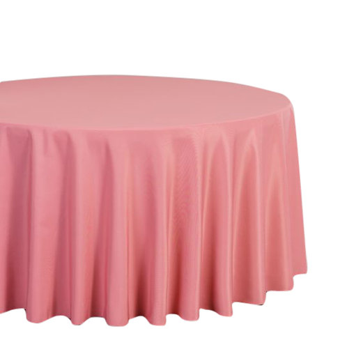 "Strawberry- 120"" Polyester Tablecloths"