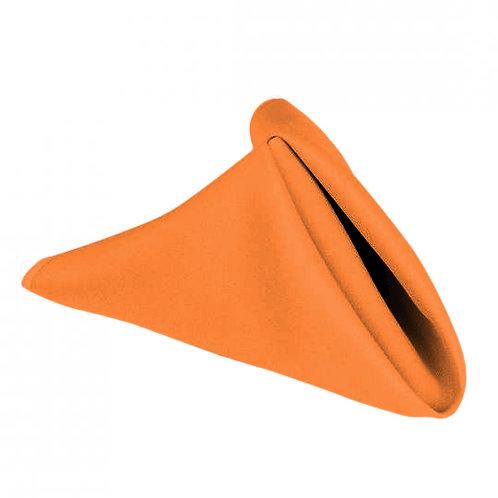 Orange - Polyester Napkins