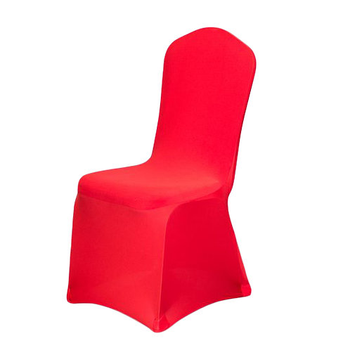 Red- Stretch Chair Cover