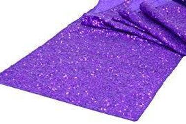 Purple - Sequin Runner