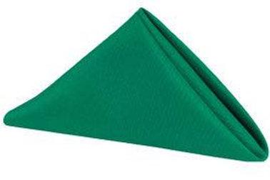 Emerald Green - Polyester Napkins