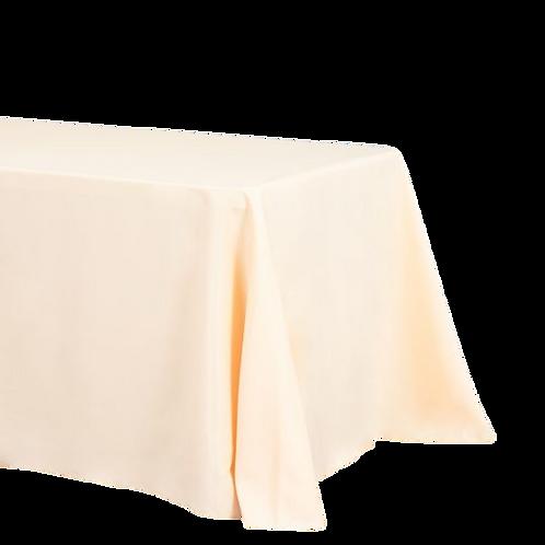 Cantaloupe - Rectangular Polyester Tablecloth