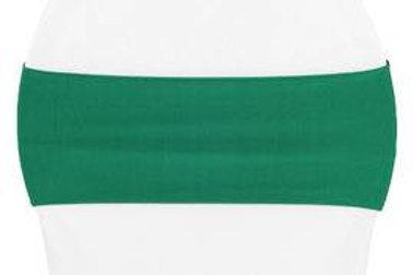 Emerald Green - Spandex Chair Band