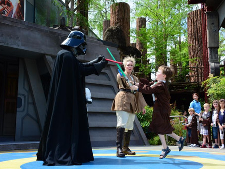 Become a Jedi at Disney's Hollywood Studios