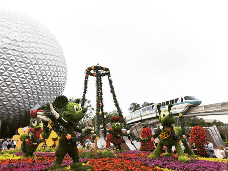 What's Happening in March 2018 at Disney Parks