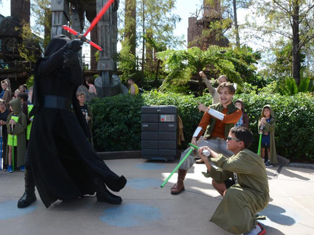 Take a Star Wars Adventure on Your Next Disney Vacation