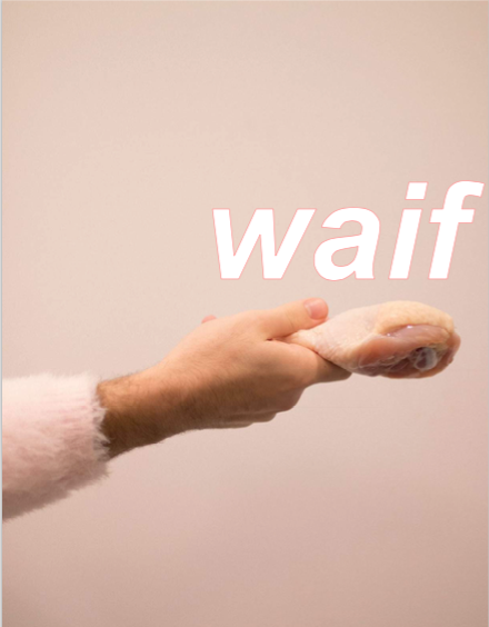 issue 04 - Waif Girl's Night Out