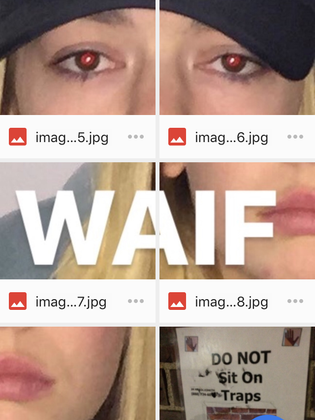issue 01 - What is Waif