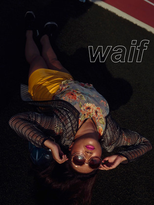 issue 13 - The Hot Waif