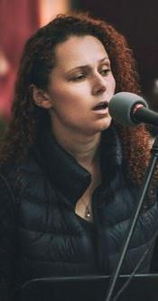 Annika Socolofsky (b. 1990) (photo by Emory Hensley)