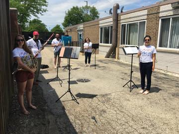 Window Serenades, Make Music Chicago 2020