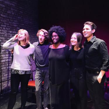 Amy Beach Quartet and Akenya